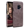 Bakeey Retro Soft PU Leather Protective Case for Samsung Galaxy S9/S9 Plus