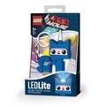 玩具e哥 樂高LEGO MOVIE電影系列 太空裝獨角貓 LED燈 鑰匙圈 51098
