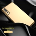 Transparent Clear Electroplate Soft Silicone TPU Phone Case Phone Cover For Huawei P20 Pro for huawei p20 pro