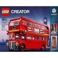 [樂GO] LEGO 樂高 10258 creator 創作系列 倫敦雙層巴士