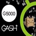 【GASH】5000點 通用卡 官方現貨快取