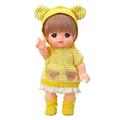 【 小美樂娃娃 】黃色小熊裝