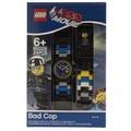 【 樂高積木 LEGO 】兒童手錶 - 樂高電影壞警察