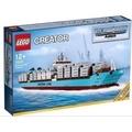 全新未拆 正品 樂高 LEGO lego 10241 馬士基貨船 10219 (請先問與答)