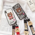Oppo R11/R11 Plus/R11S/R11S Plus Lace Bear Case 24620