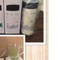 全新a la sha保溫瓶+玻璃杯