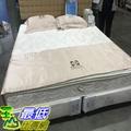 [COSCO代購] SEALY 加大雙人床墊 6X6.62尺(FEET) 183X190公分(CM)_C106887 $23863