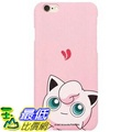 [美國直購] 神奇寶貝 精靈寶可夢周邊 iPhone 6 6S Plus Case 5.5吋 Pokemon Go Cartoon Cute Case [Hard Case] Jigglypuff 手機殼