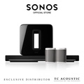 Sonos 5.1 with Play:1 White