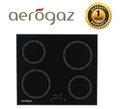 Aerogaz 60cm 4 burner built-in induction hob AZ7428IC
