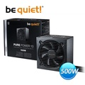 Be quiet Pure Power 10 (L10) 500W銀牌 電源供應器 極致靜音