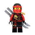 『 LEGO MANIA 』樂高 LEGO NINJAGO 70605 Kai 紅忍 赤地