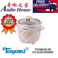 TOYOMI SC-700 0.7L SLOW COOKER ***1 YEAR TOYOMI WARRANTY***