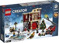 LEGO 樂高 10263 冬季消防局