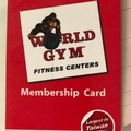 World gym 林口店教練課程