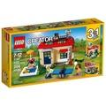 【周周GO】LEGO 樂高 CREATOR系列 31067 渡假屋