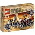 全新 Lego 樂高 7306 保衞黃金寶藏 印地安娜瓊斯