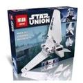 現貨-樂拼 05034 星際大戰系列-帝國穿梭機與樂高 10212 同款