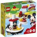 高雄 磚賣站 LEGO 得寶 10881 Mickey Boat 米奇船