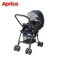 【Aprica 愛普力卡】輕量雙向嬰幼兒手推車 Karoon Plus High Seat NV 星空藍 92568