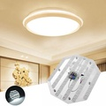 24W 38W 50W LED Module Replace Ceiling Lamp White Light Ceiling Light Module AC180-265V