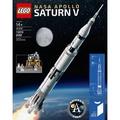 *限宅配*【積木樂園】Lego 21309 NASA Apollo Saturn V 阿波羅計畫農神5號