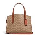 Coach Leather Handbag. Dustbag Included. Model: Coach - 32749