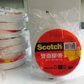 【3M Scotch 雙面膠】3M 668 雙面膠帶