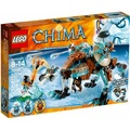 LEGO 70143 樂高 Chima 樂高 神獸 寒冰虎帥的劍齒步行獸~