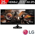 【LG 樂金】25UM58-P 25吋AH-IPS高級電競液晶顯示器