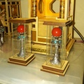 LDstars 模型錫燈(紅、亮橘、雙色)