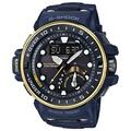 CASIO/G-SHOCK 卡西歐 GWN-Q1000NV-2A(GWN-Q1000NV-2ADR) 太陽能 電波 雙顯 防水 男錶