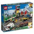 【積木樂園】樂高 LEGO 60198 CITY 城市系列 貨運列車