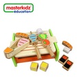SunnyBaby生活館【Masterkidz】木製燒烤爐玩具