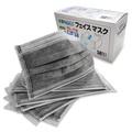 日本高效能四層不織布活性碳口罩(單片裝)50入