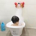 螃蟹泡泡洗澡機