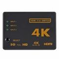 HDMI 切換器 3進1出 HDMI1.4規格 4K*2K ULTRA HD