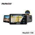 【免運】PAPAGO WAYGO!730 7吋WIF衛星導航+1080P行車紀錄器  + 贈16G記憶卡
