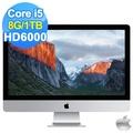 Apple iMac  27吋桌上型電腦 i5-3.2/8GB/1TB (MK472TA/A)