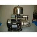 CHUBN JING 春井~全自動加壓噴射式抽水機~白鐵頭~1/2HP~揚程26M~轉速3400RPM <4>