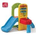 【美國 STEP2】童樂園-玩球趣滑梯 12008419