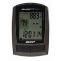 公司貨 捷安特 GIANT AXACT PRO WIRELESS 無線碼表 22種功能 低電量指示 背光功能 黑色