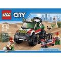 LEGO 樂高~CITY GREAT VEHICLES 樂高城市系列~ 4 x 4 Off Roader 4×4越野車 LEGO 60115(66500598)