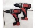 (1+1工具城)二手 米沃奇 電鑽 充電電鑽 電動電鑽