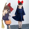 【SELL】cosply服裝女兒童動漫服洛麗塔衣服可愛日常c服魔女宅急便cos裙子