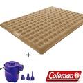 Coleman N607+17662 充氣睡墊270+打氣機 露營床/充氣床/270帳篷用