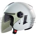 【安全帽先生】GP-5 GP5 233 白 內藏鏡 雙層鏡 全可拆洗 超輕量 安全帽