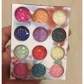 現貨 供應 12色貝殼粉 美甲 飾品  天然貝殼  貝殼小片