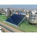 先進技術 承壓式 明宜真空管太陽能熱水器HP-350-24P 年終特惠贈 日本中空絲膜生飲設備(市價$5800
