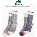 ✿限定限量✿贈Roots環保小提袋✿☘ROOTS溫馨佳節彩色高筒襪 (女)2雙/組